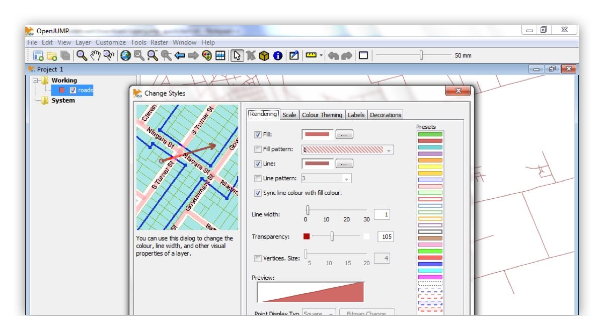 open source GIS mapping software