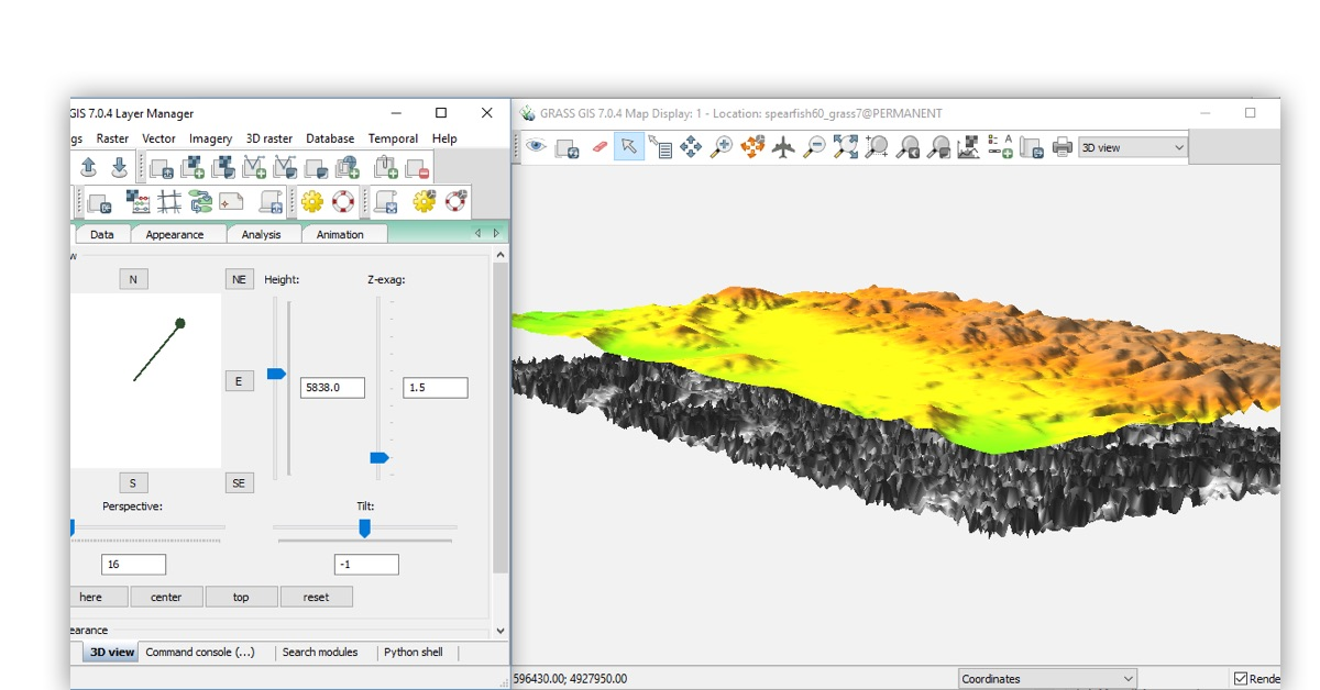 open source GIS software