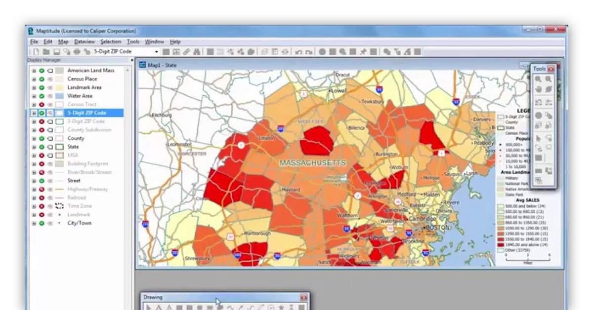 Free GIS software for students