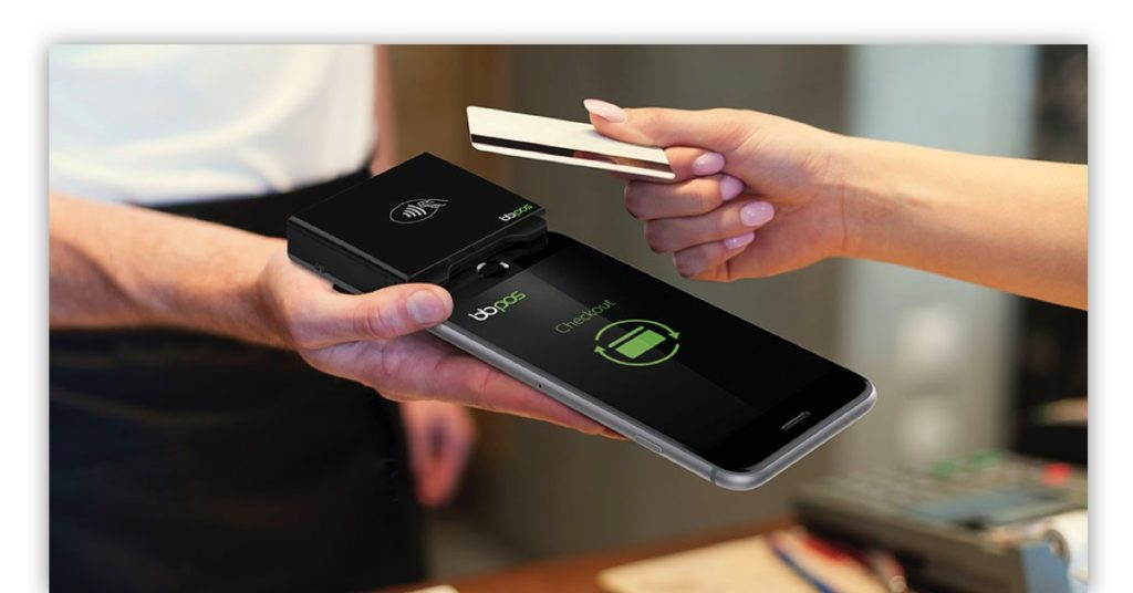 Mobile POS System Image