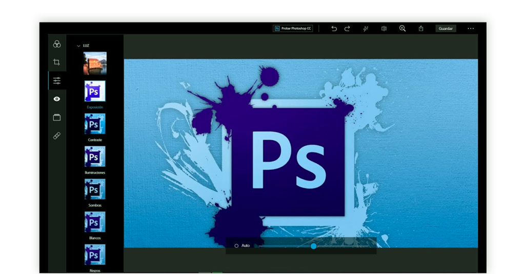 Adobe Photoshop Express Image