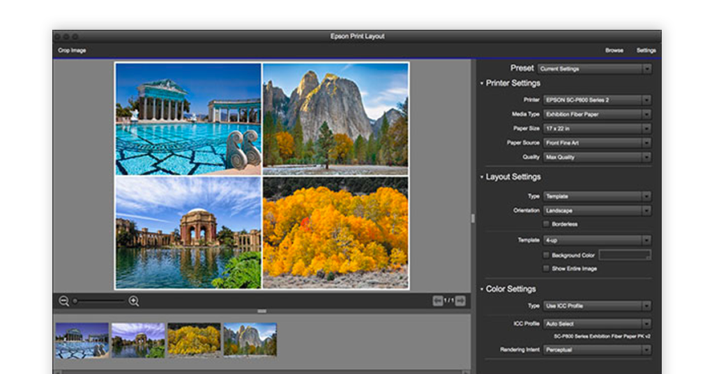 all size photo printing software free download