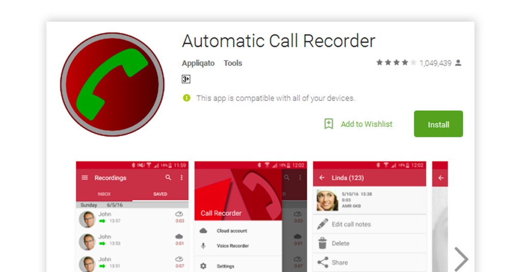 Best call recorder android