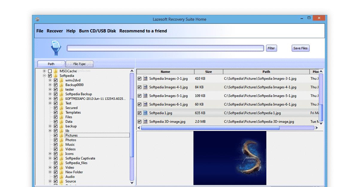 Lazesoft Recovery