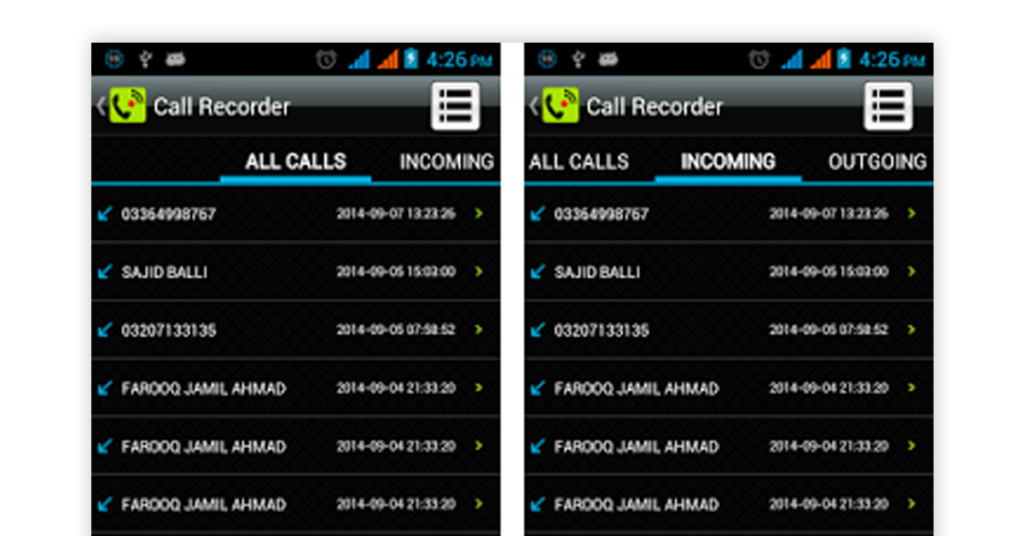 Super Call Recorder Image
