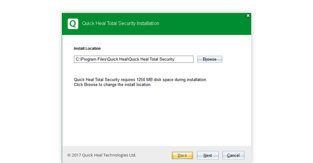Quickheal antivirus software