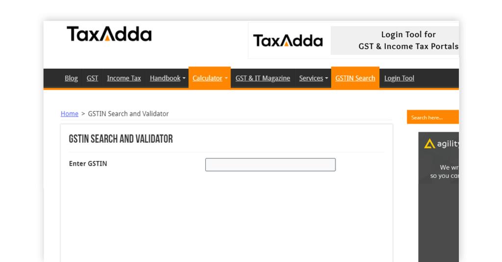 TaxAdda Image