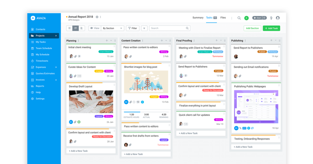 open source and free project management software
