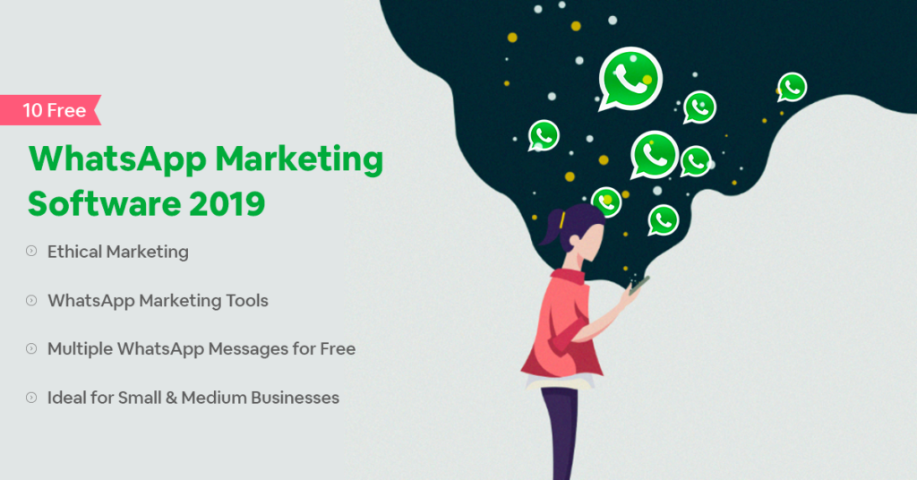 Free Whatsapp marketing software