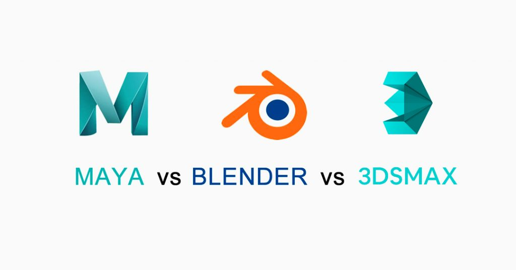 autodesk maya vs blender