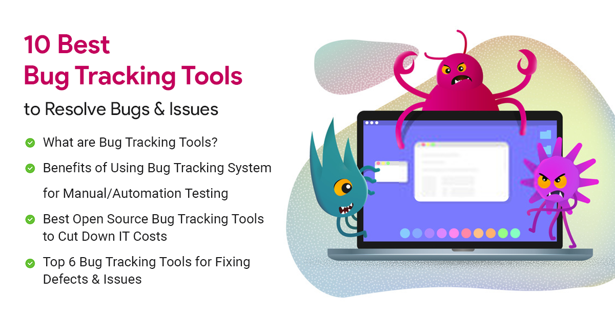 Bug Tracking Software System