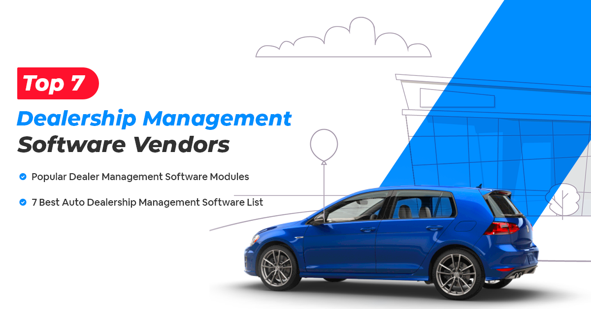 Dealership Management Software