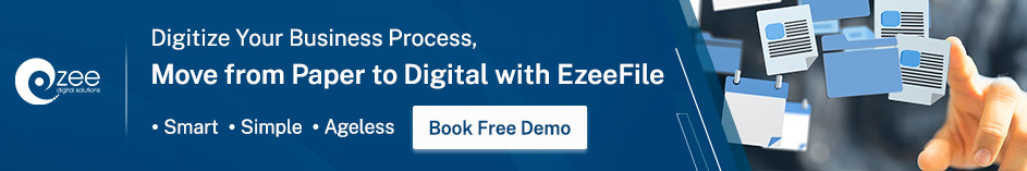 EzeeFile Software - Go Paperless and Digital