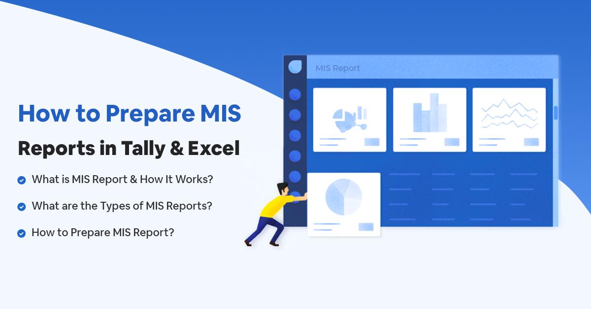 Report in excel format