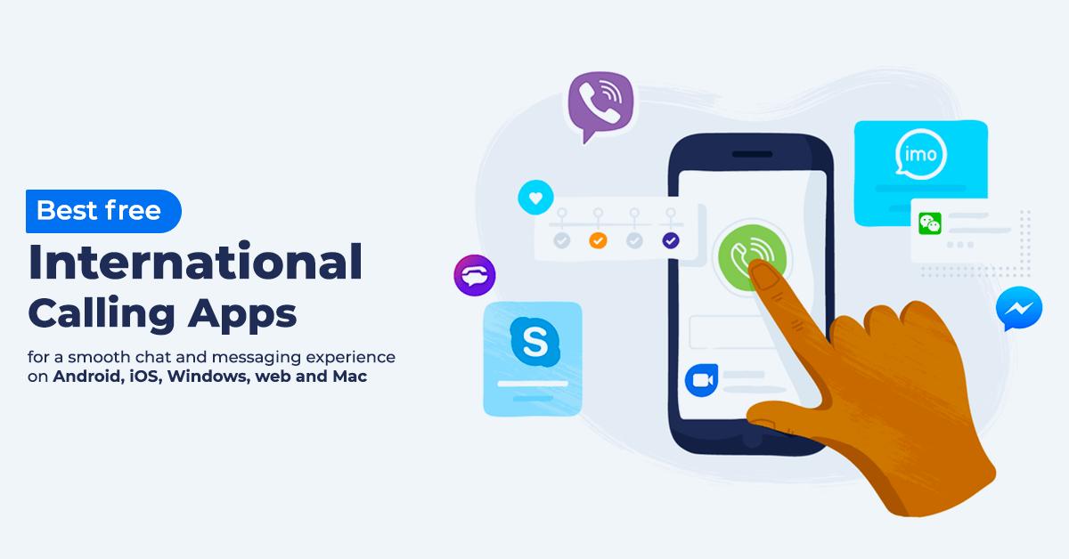 Free international calling app