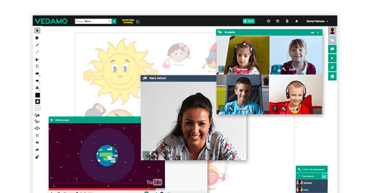 live online classes software