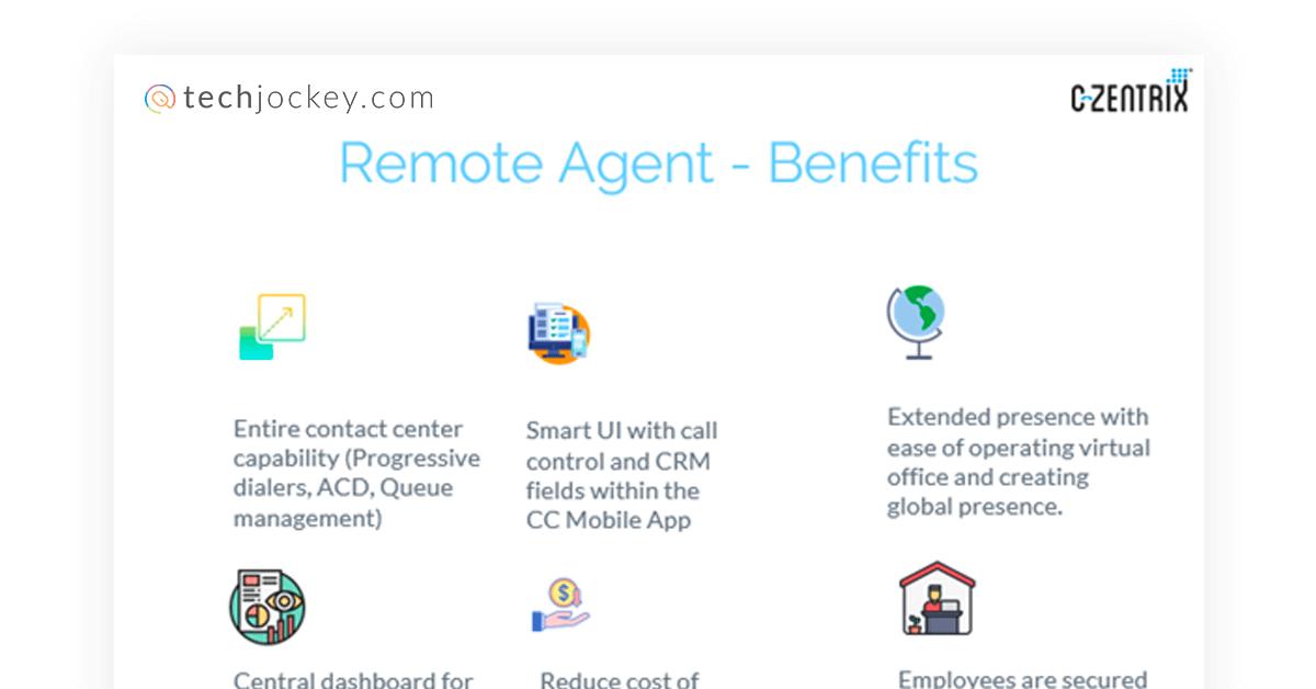 C-Zentrix Remote Agent