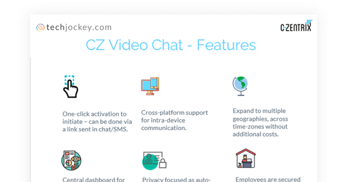 C-Zentrix Video Chat