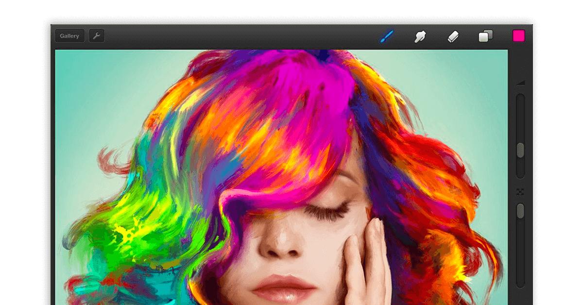 Digital Painting Software