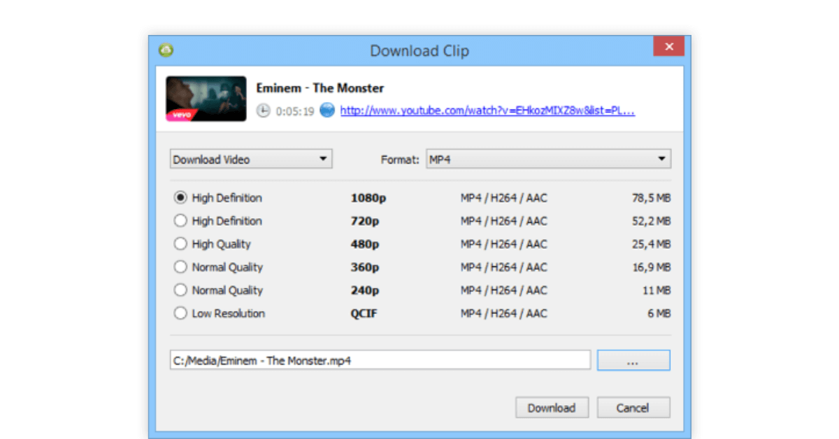 YouTube to mp3 converter software for pc