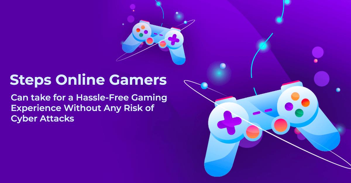 Online Gamers Beware