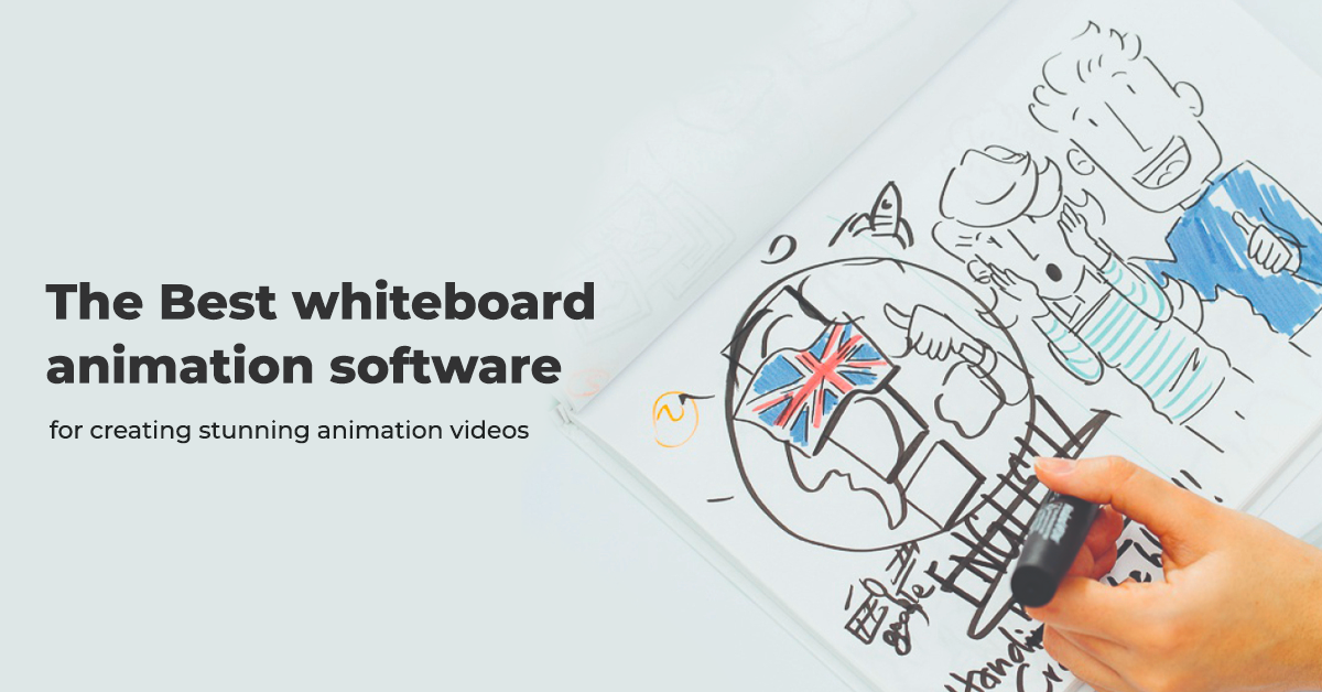 Free whiteboard animation software