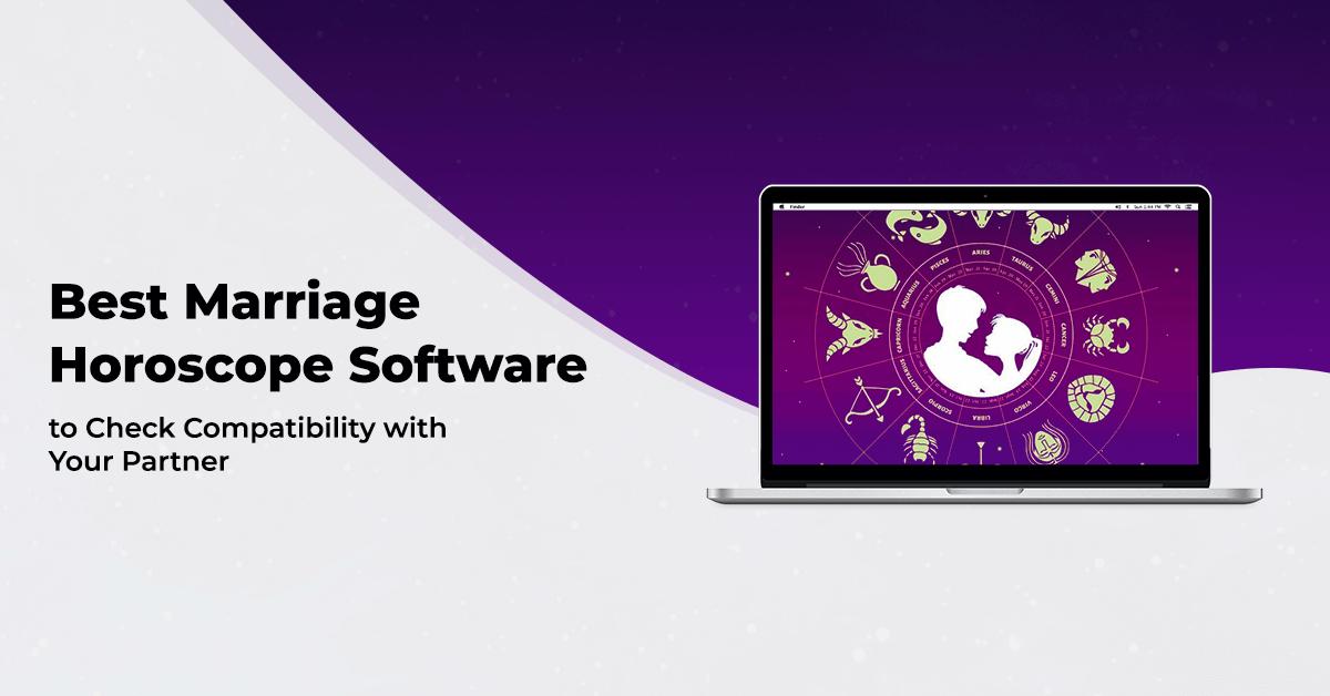Marriage horoscope software