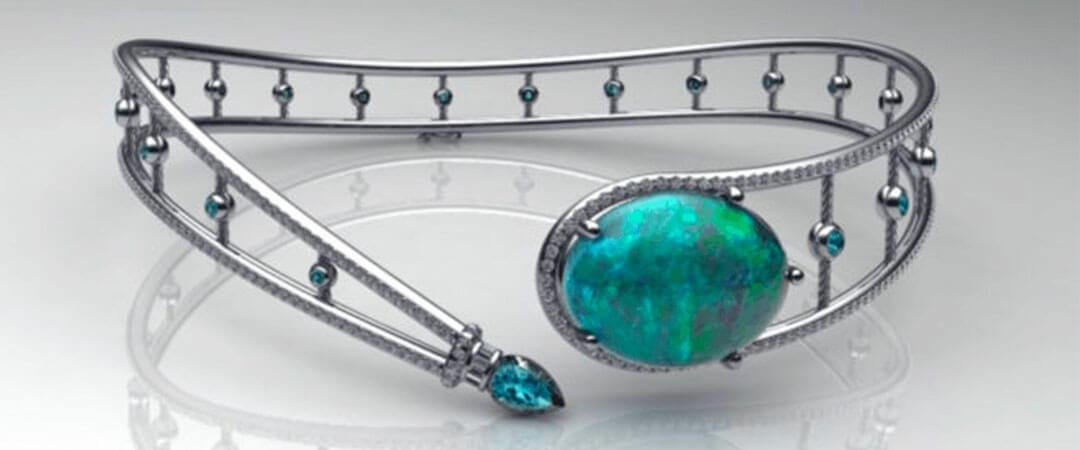 Jewelery design software