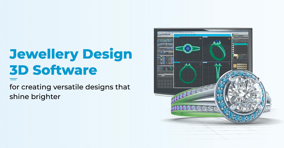 Jewellery design software