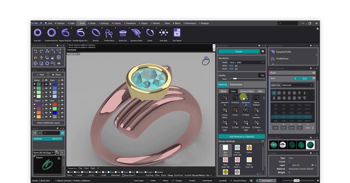 10 Best Jewellery Design Software For Beginners Professional In 2020