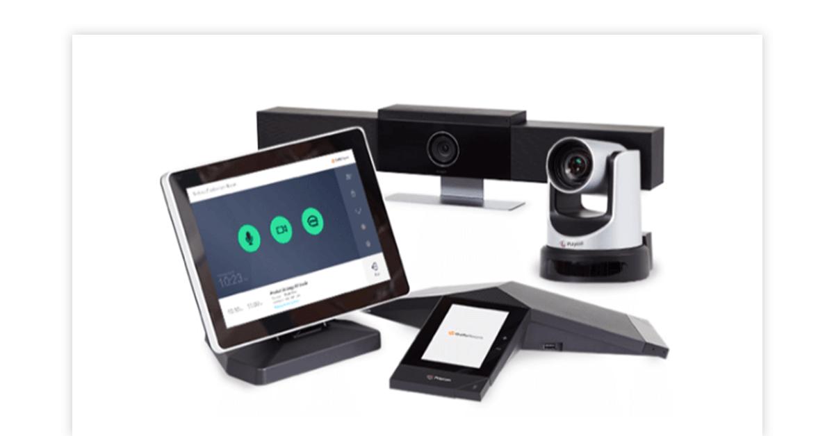 Video conferencing unit