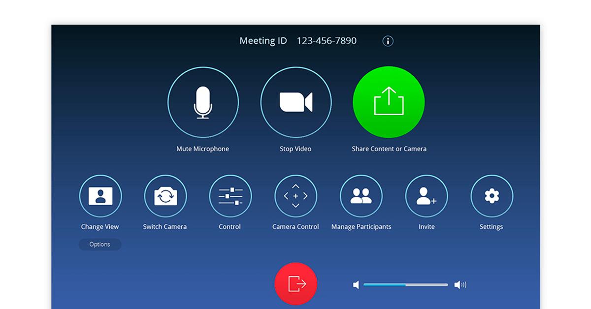 Video teleconference system