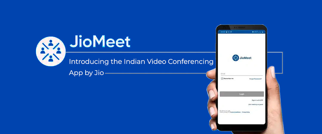 JioMeet video conferencing app
