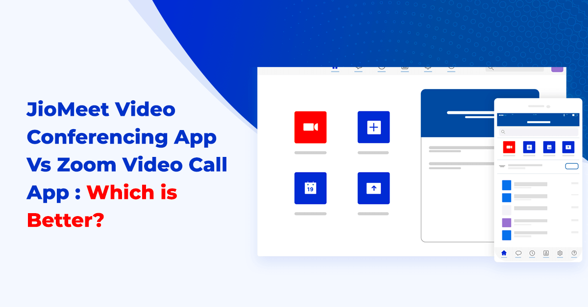 Made in India video conferencing app
