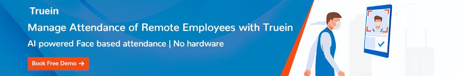 Truein Attendance Management Software Sale