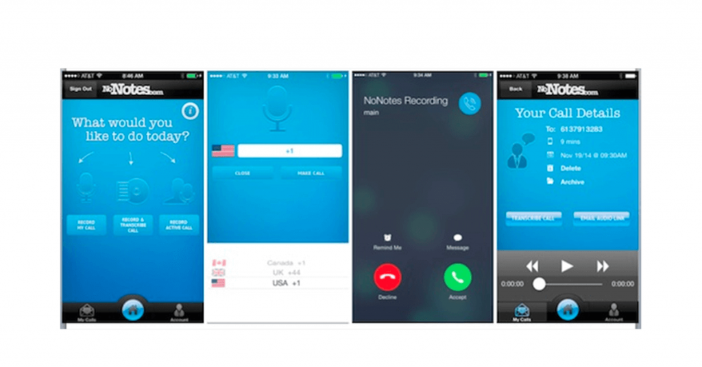 Free call recorder for iPhone
