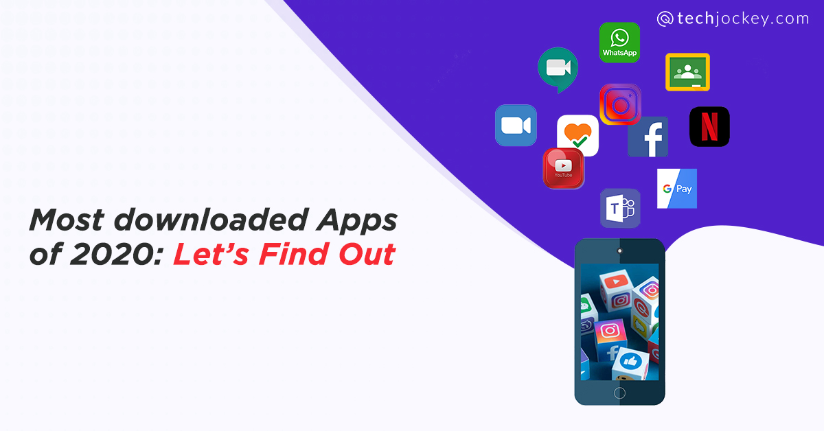 Most downloaded apps