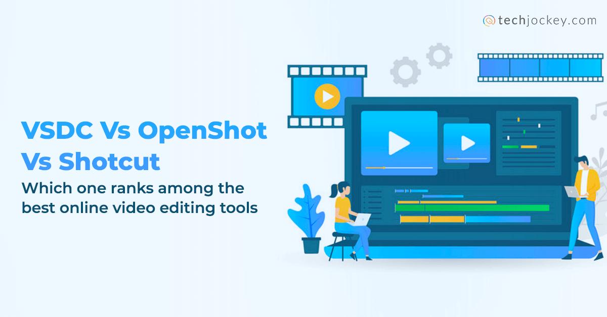 Online video editing tools