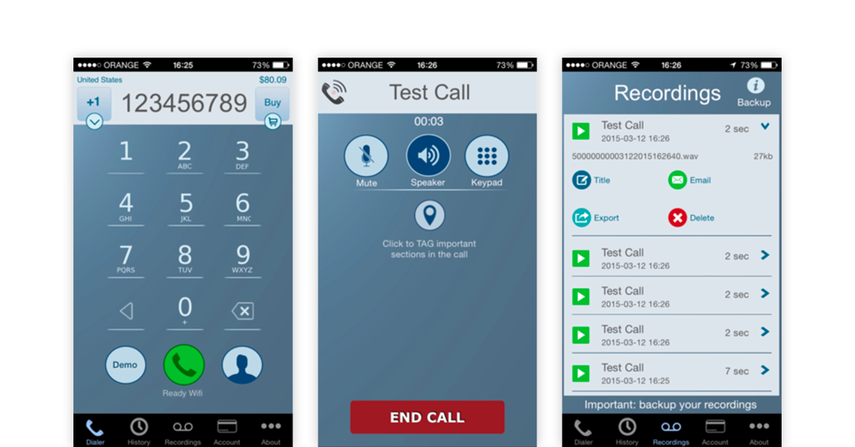 10 Best Call Recorder Apps For Iphone In 2021 Free Paid