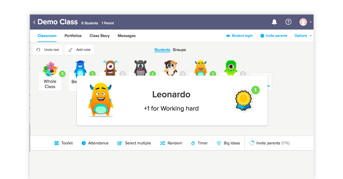 Online learning apps
