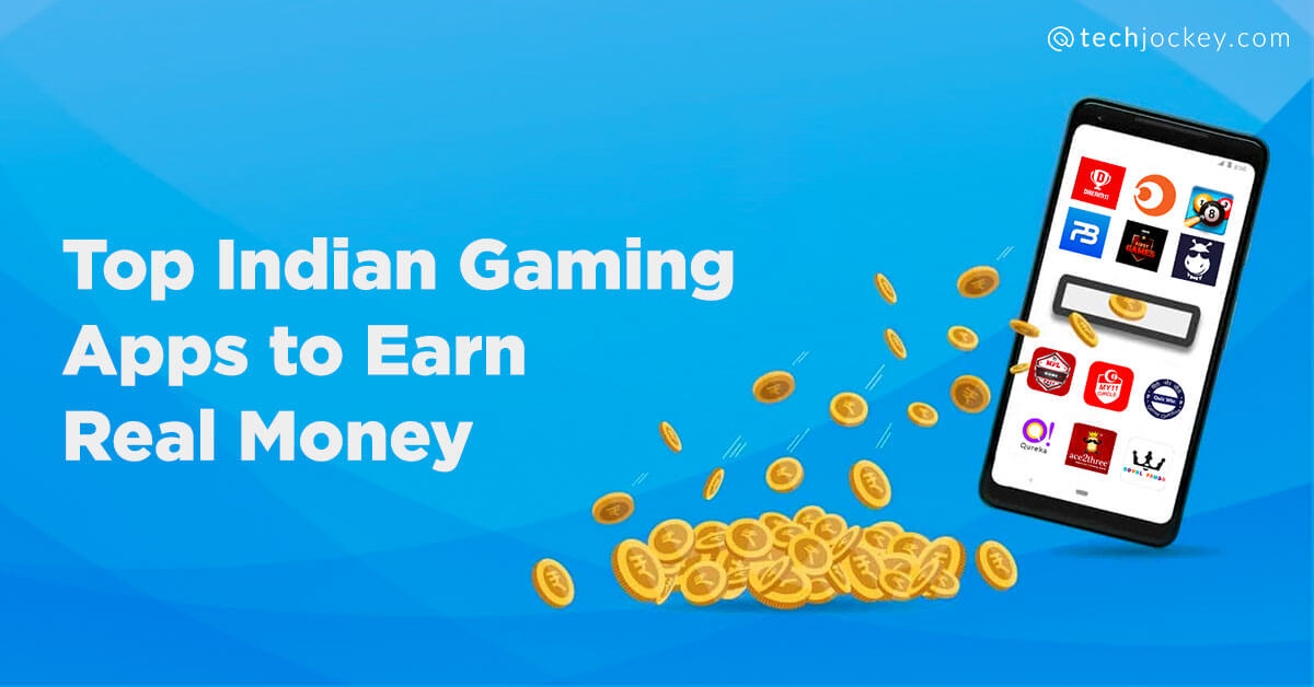 Gaming apps to earn money