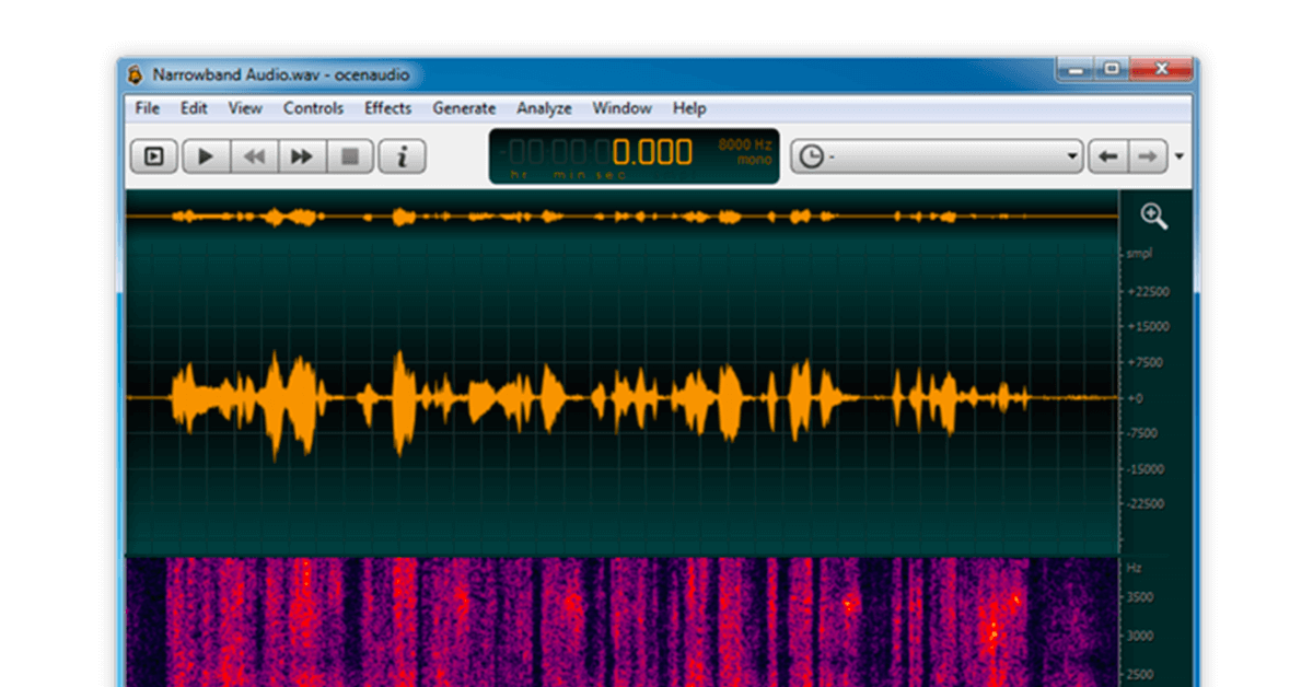 audio editor app