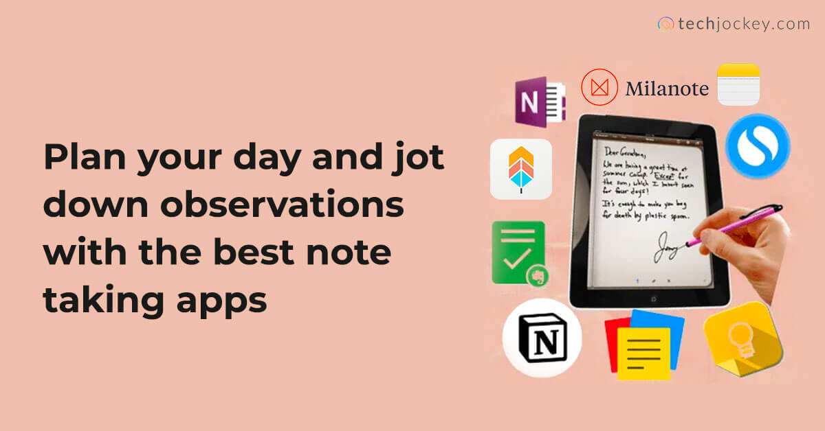 Best note-taking app for iPad