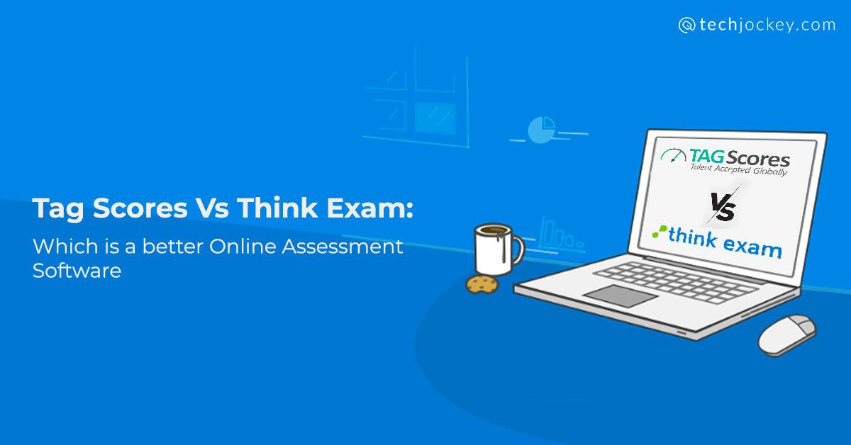 Think Exam vs TagScores