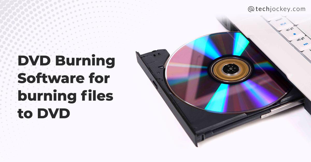 DVD Burning Software