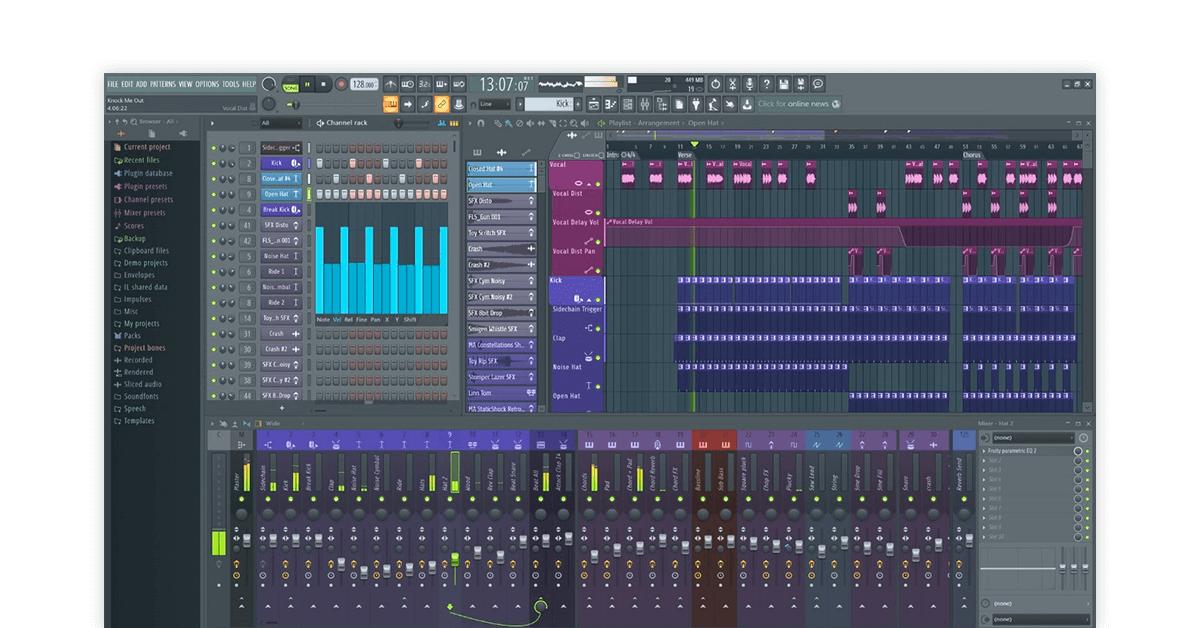 free online audio editor