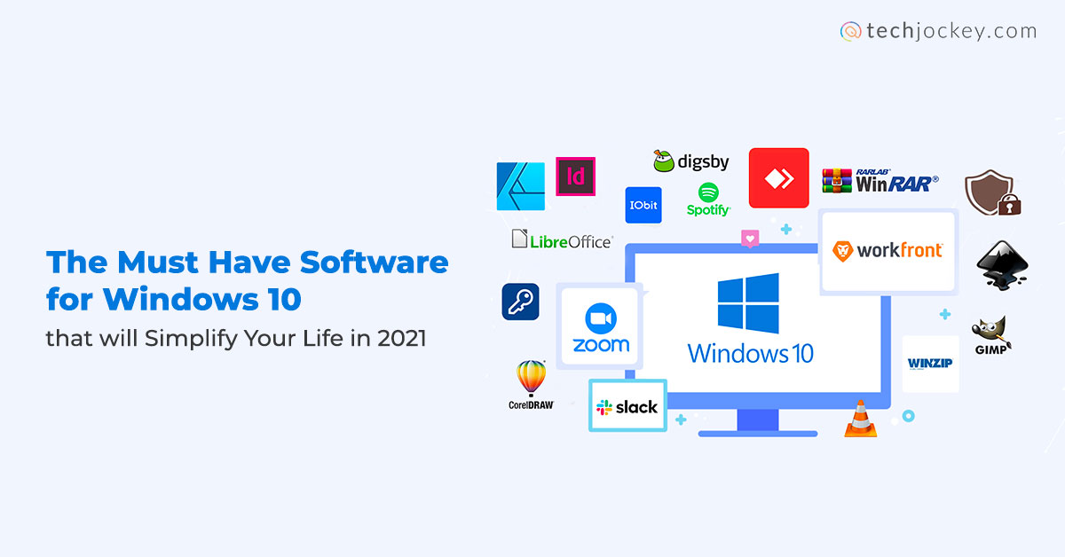 Software for Windows 10