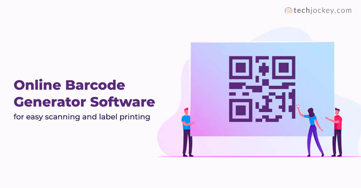 Online Barcode Generator Software