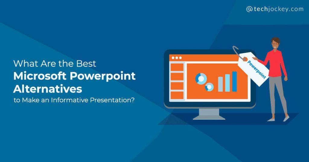 Best Free Microsoft Powerpoint Alternatives 2021