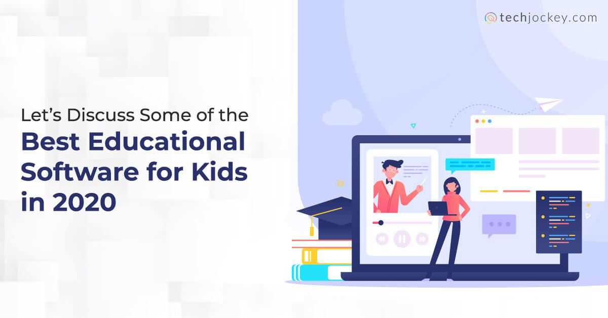 Software for Kids   Techjockey